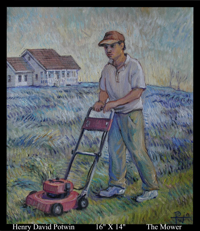 2009 The Mower