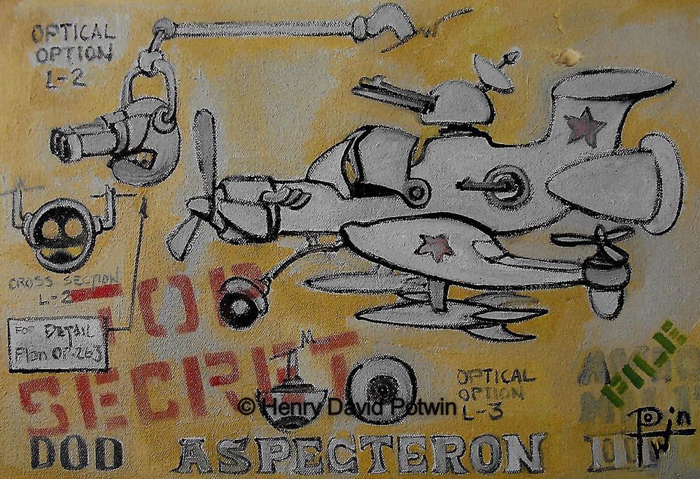 """Aspecteron  - 2002 8X11"""""""