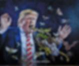 Donald Spews 30x36  2017