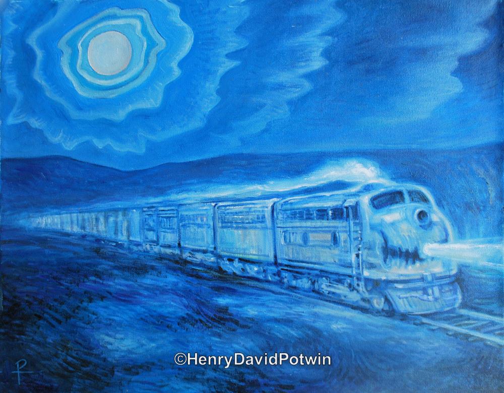 Ghost Train - 2013