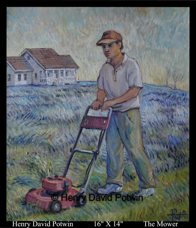 The Mower