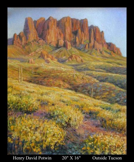 2004 Outside Tucson