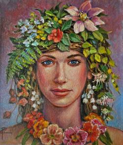 2012 Flower Girl