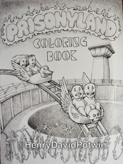 Prisonyland Cover Bw