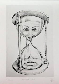 """Facing Time 10 X 14"""""""