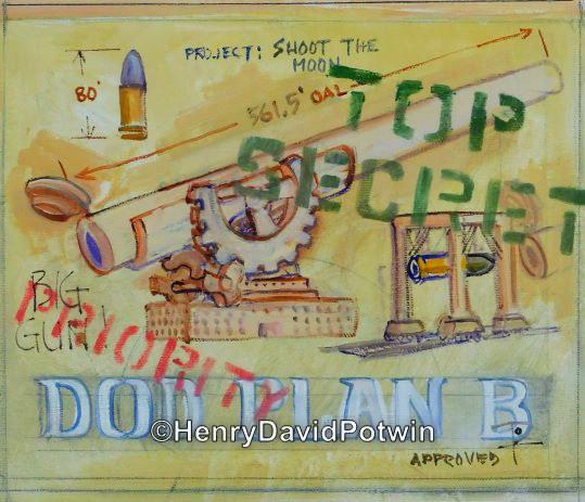 """Big Gun DOD - 2013 8X9"""""""