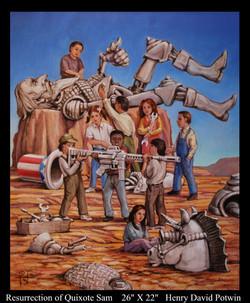 2011 Resurrection of Quixote Sam
