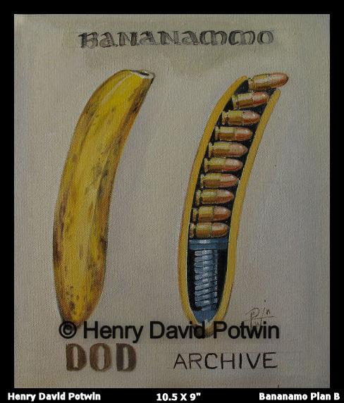 "Bananammo - 2007 11X9"""