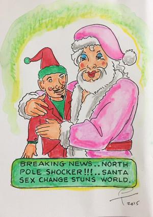 David's Christmas Card 2015