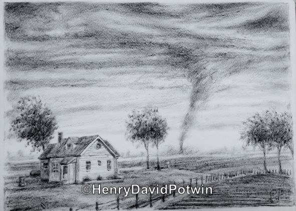 "Tornado - 2003 11X15"""