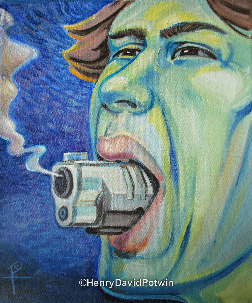 """Smokin - 2013 12X10"""""""