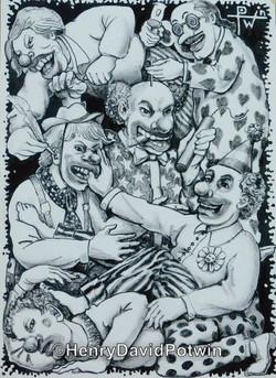 2006 Clown Fight