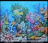 Caribbean Reef 30X36