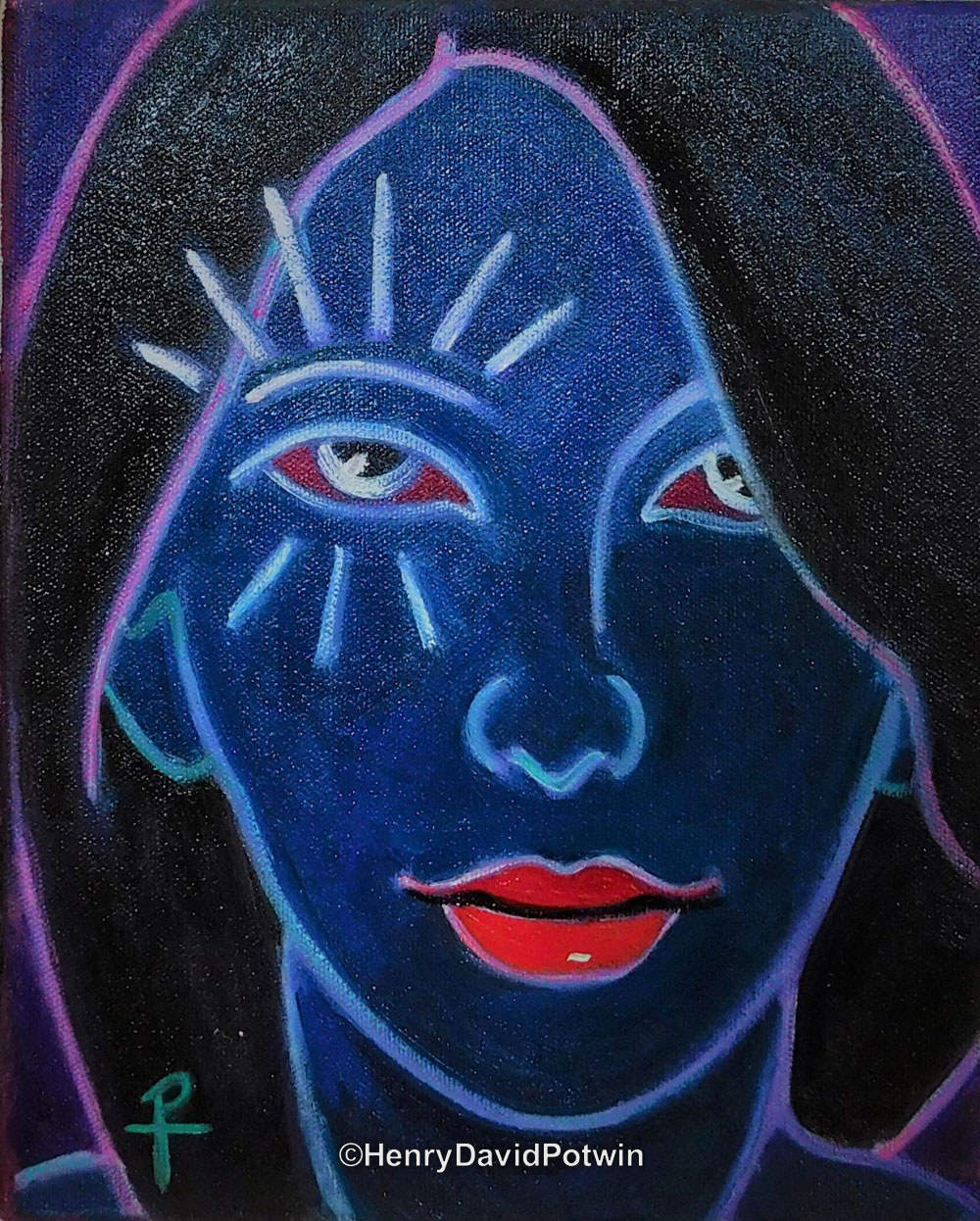 "Starry-Eyes - 2015 10X8"""
