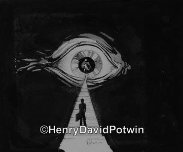 """Self Aware - 1980-90 7X9"""""""