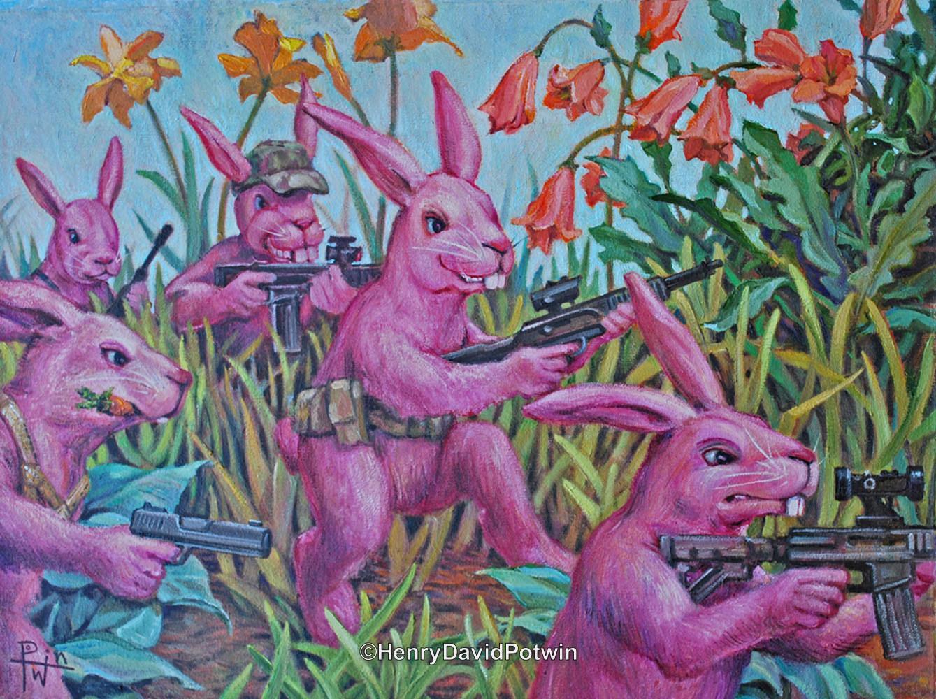 Bunny Recon