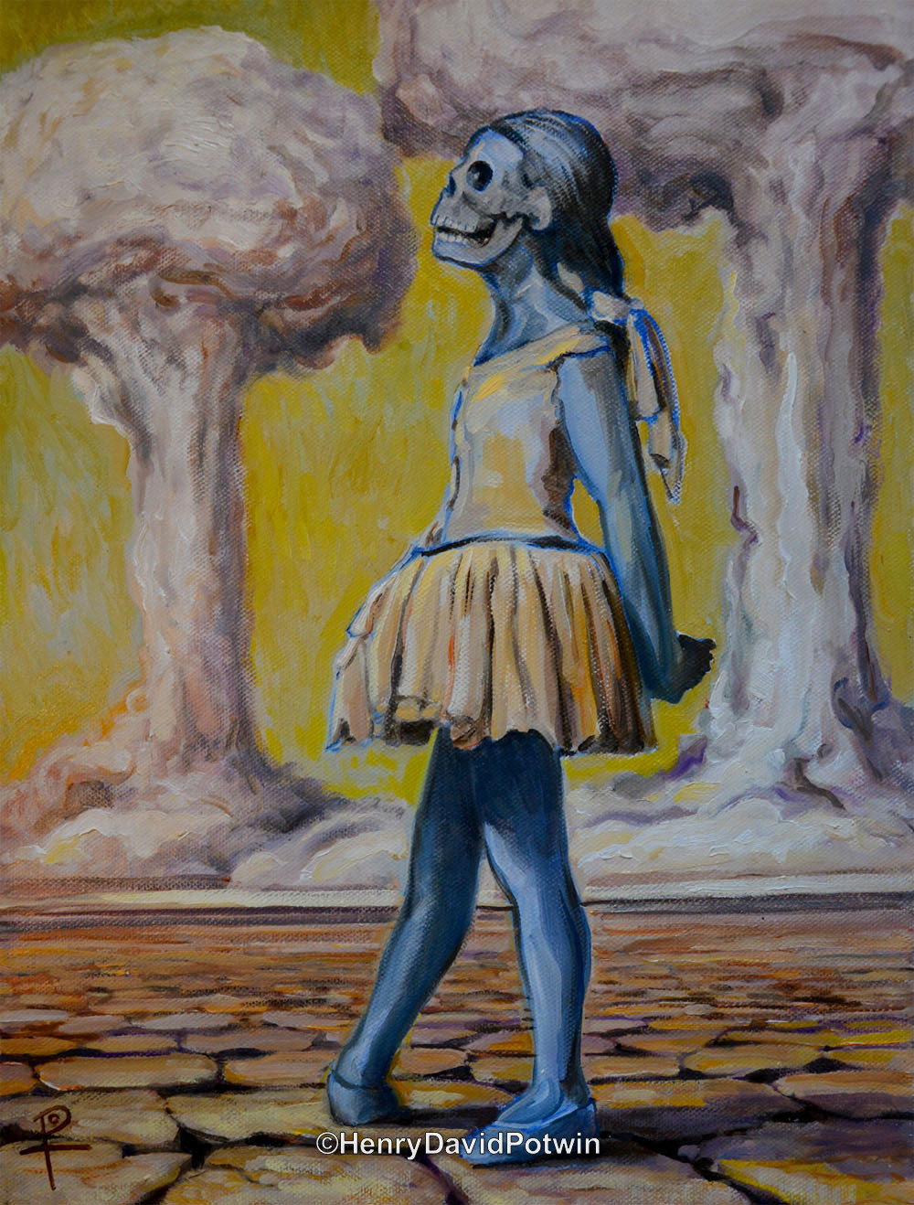Little Dancer - 2013 16X12""