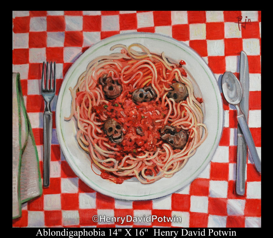 Albondigaphobia (Fear of Meatballs)