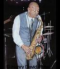 Henry David Potwin Jackie saxaphone