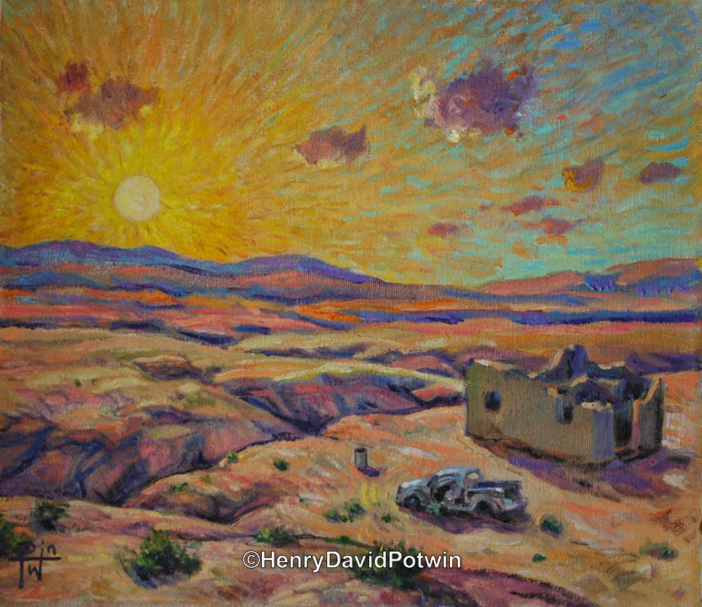 Desert Ruins - 2010