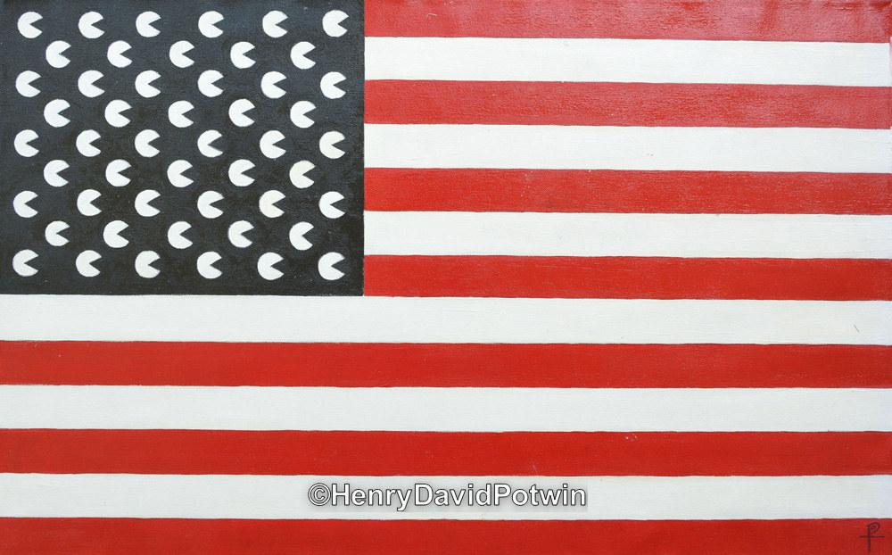 """Flag - 2014 20X32"""""""