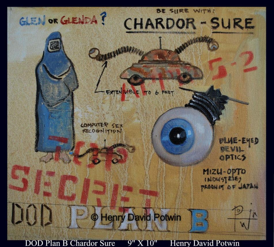 "Chardor Sure  - 2009 9X10"""