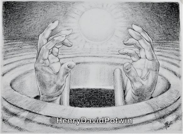 """Enlightenment - 2003 11X15"""""""