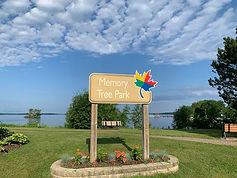 Callander Memory Tree Park