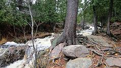 Duschesnay Falls