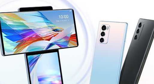 While the whole world was going mad over the foldable screens LG worked quietly over the swivel.