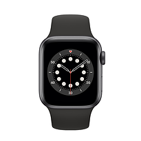 Apple Watch Series 6 40mm Space Grey Alu
