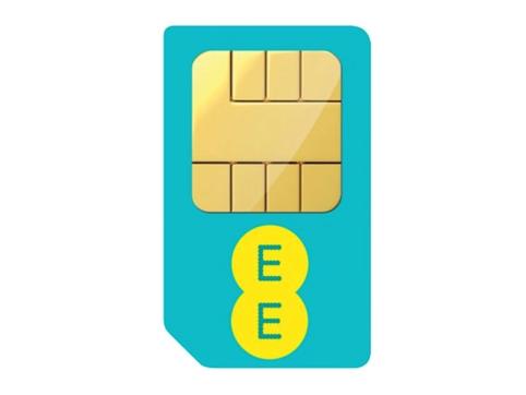 EE 4G SIM Plan - £16 a Month - 12 Month Plan