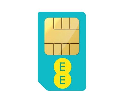 EE 4G SIM Plan - £19 a Month - 12 Month Plan