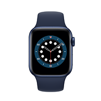 Apple Watch Series 6 40mm Blue Aluminium