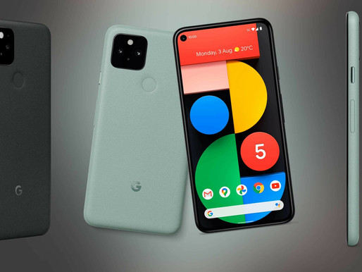 Google Pixel 5 -  All You Need To Know About it.