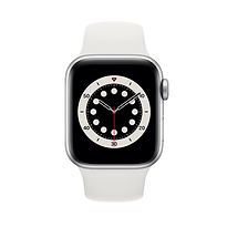 Apple Watch Series 6 40mm Silver Alumini