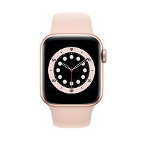 Apple Watch Series 6 40mm Gold Aluminium