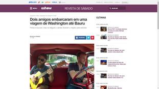 Entrevista - Miguel Rosa para Revista de Sábado