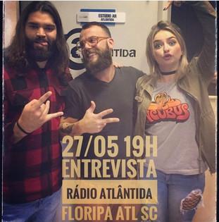 Miguel Rosa na Rádio Atlântida