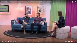 Miguel Rosa na Tv Unesp