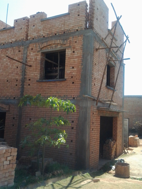 construction 3ème étage