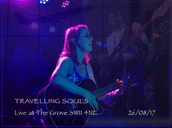 TS1 the grove poster