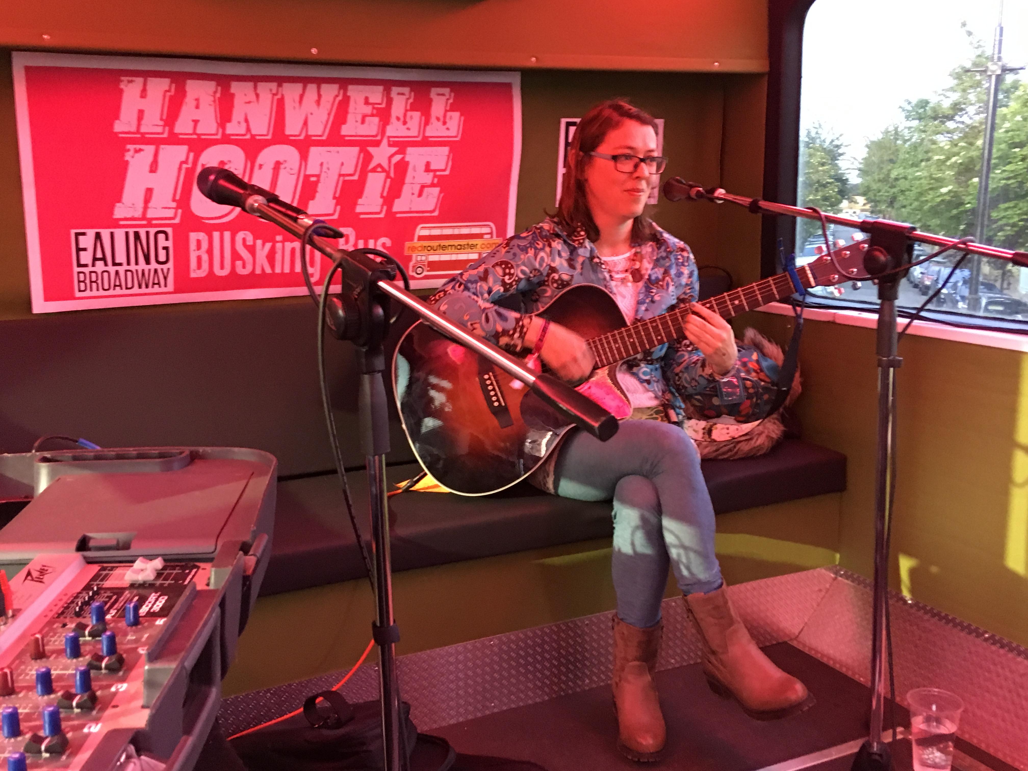 Hanwell Hootie July 2017
