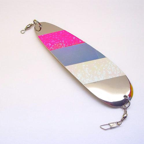 Nickel Pink & Glow Kikker 5 1/2 Inch