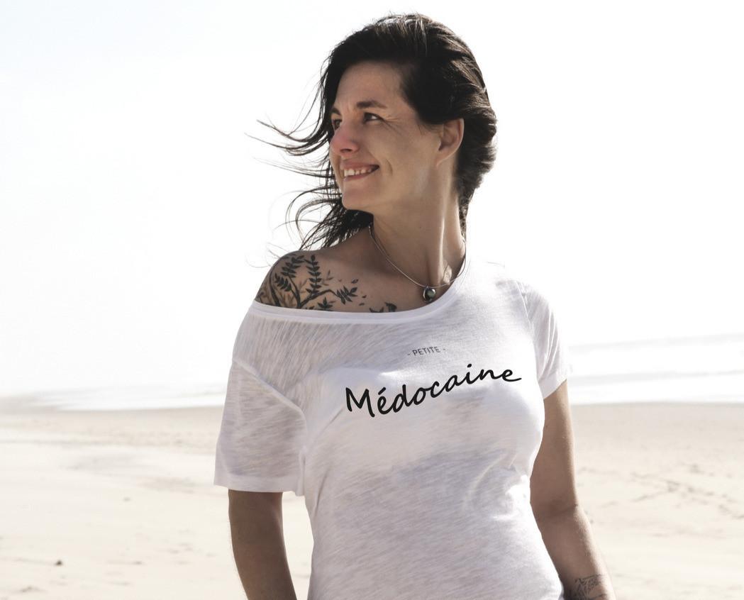 tee shirt bio médocaine
