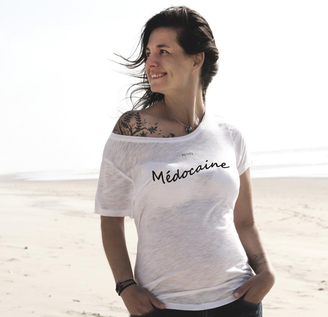 Tee shirt bio Medocaine