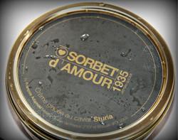 Sorbet au caviar by O Sorbet d'Amour