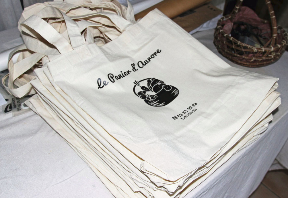 Sacs - Tote bags coton bio