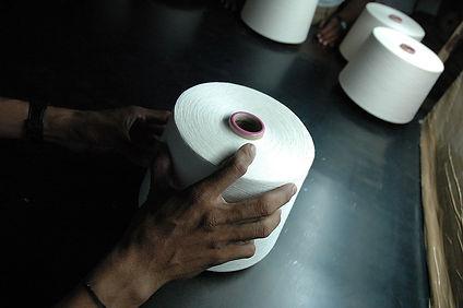 tissage coton bio pour tee shirt