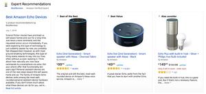 Amazon Private Label Products. Amazon Echo, Amazon Echo Dot, Amazon Echo Plus.